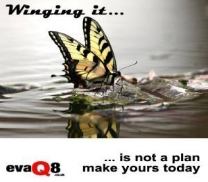 Winging it is not a plan! Make your Emergency Plan TODAY!