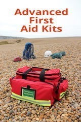 Advanced first aid kits