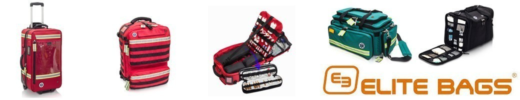 ELITE Bags - professional kit bags