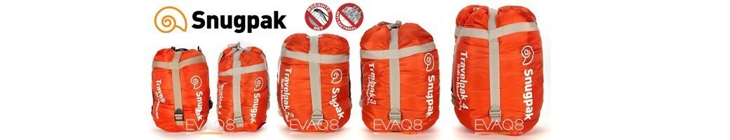 Buy Snugpak Sleeping Bags at EVAQ8