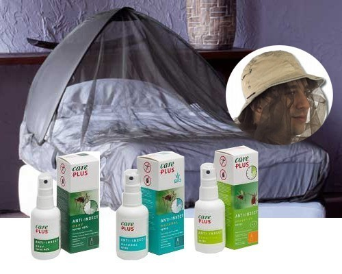 Insect Repellents & Nets