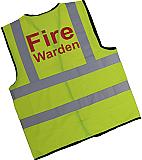 Fire Warden & Marshal Equipment