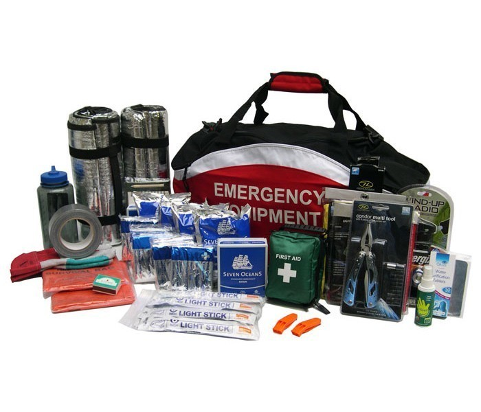 72 hour Emergency Preparedness Kit evaQ8.co.uk