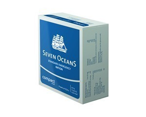 Seven Ocean Emergency Food Ration Long Life Survival Biscuits