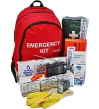 GoBag for immediate evacuation; EVAQ8.co.uk Passionate about Emergency Preparedness