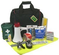 Office Emergency Grab Bag - EVAQ8.co.uk preparedness and business continuity