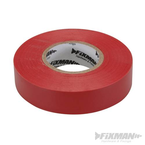 Insulation Tape Red 19mm x 30m