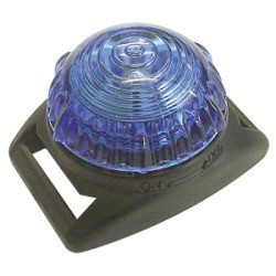 Adventure Lights Guardian Personal Flashing Rescue Strobe Blue