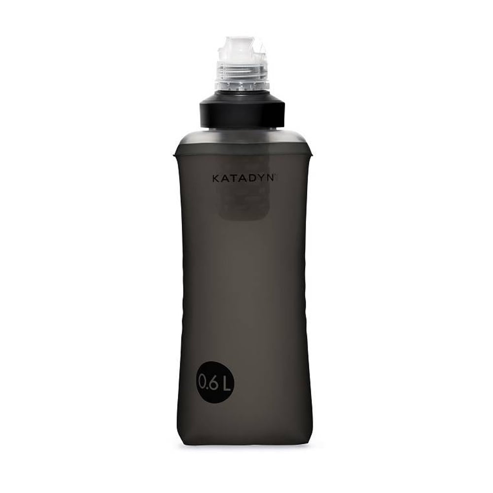 Katadyn BeFree Soft Flask with Filter Army Black 0.6 Litres