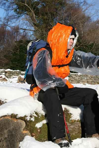 Blizzard Survival Jacket Active Range