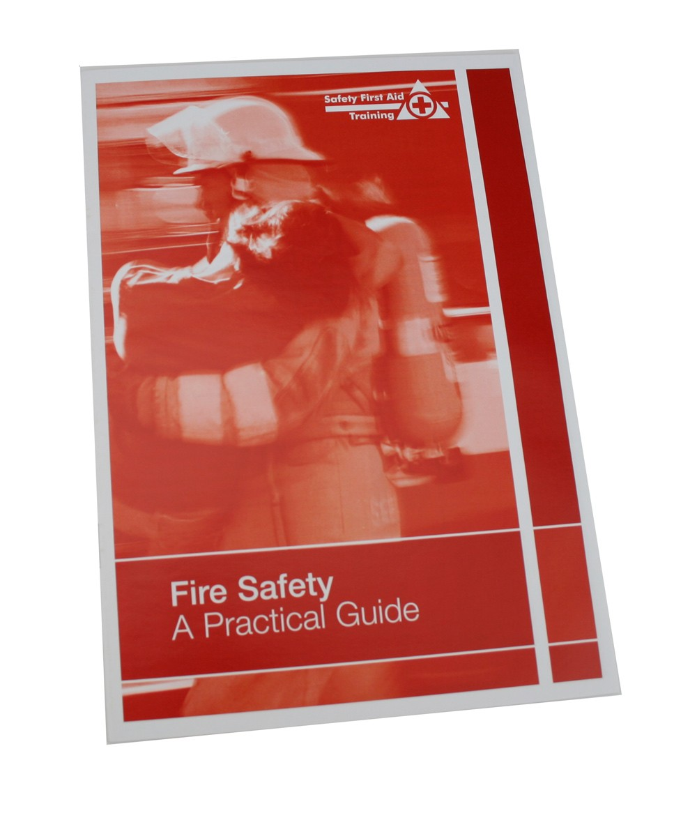 Fire Safety Guide Book in the Workplace