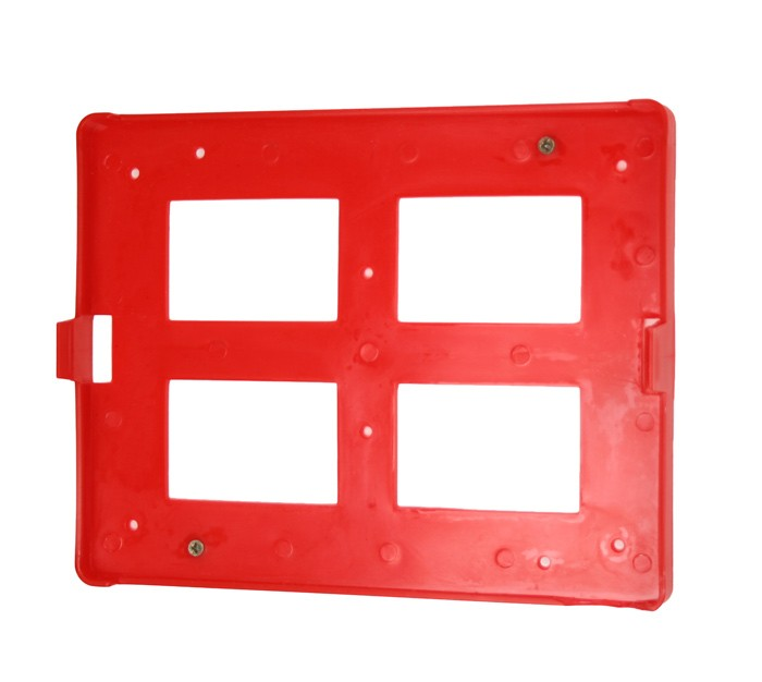 Air Horn Storage Box With Mounting Bracket