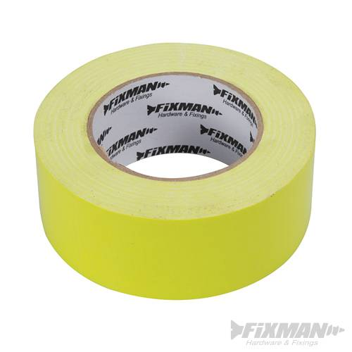Heavy Duty Yellow Duct Tape 50m