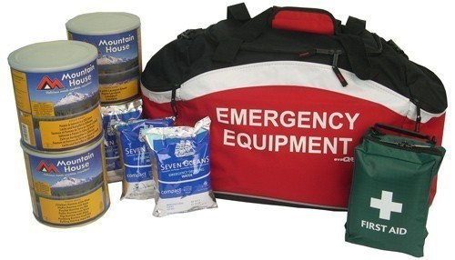 Bespoke Contingency Kit 3 Person 72 Hour
