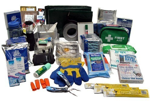 Earthquake & Natural Disaster Survival Kit