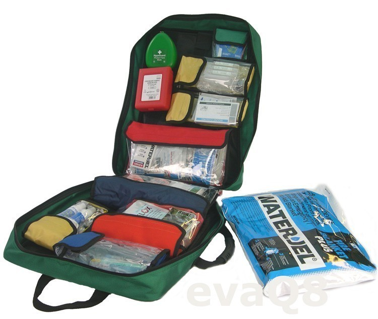 Fully Kitted First Aid Kit Bag