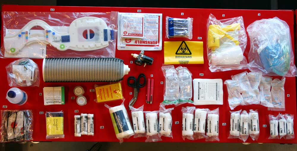 Immediate Emergency Care Medical Pack