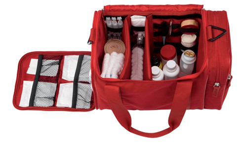 Elite Bags Red First Aid Bag EB159