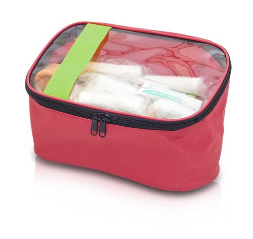 Emergency Medical Bag Wipe Clean Material