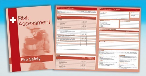 Fire Safety Risk Assessment Kit - complete pack