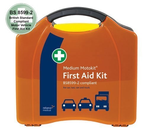 British Standard Car & Van First Aid Kit in Box