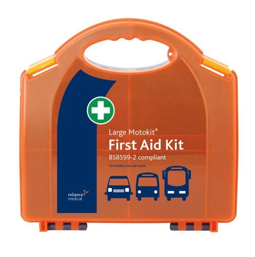 British Standard Bus & Coach First Aid Kit Large BS8599-2