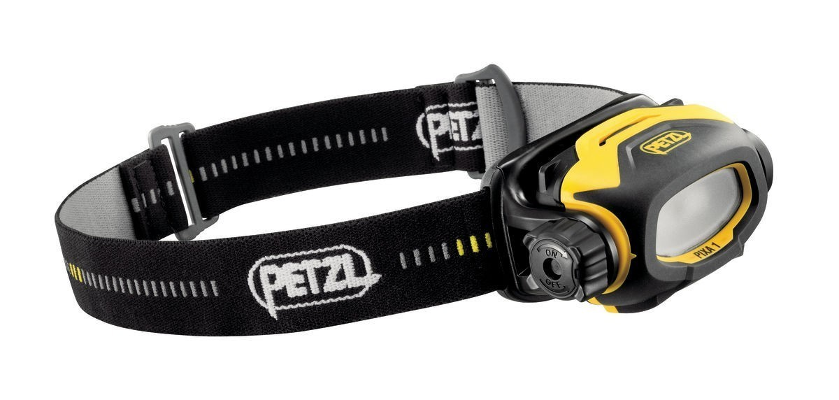 Petzl Pixa 1 Rugged ATEX Headtorch 60 lumens