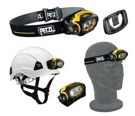 Petzl Pixa 2 Rugged ATEX Headtorch 80 lumens