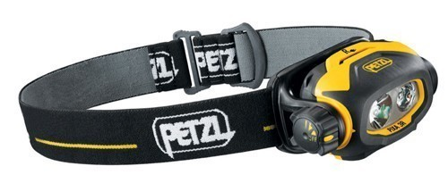Petzl Pixa 3R Rechargeable Headtorch Atex Waterproof Dual Beam