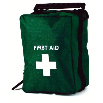 Car First Aid Kit For Cars Delivery Vans and Service Vehicles