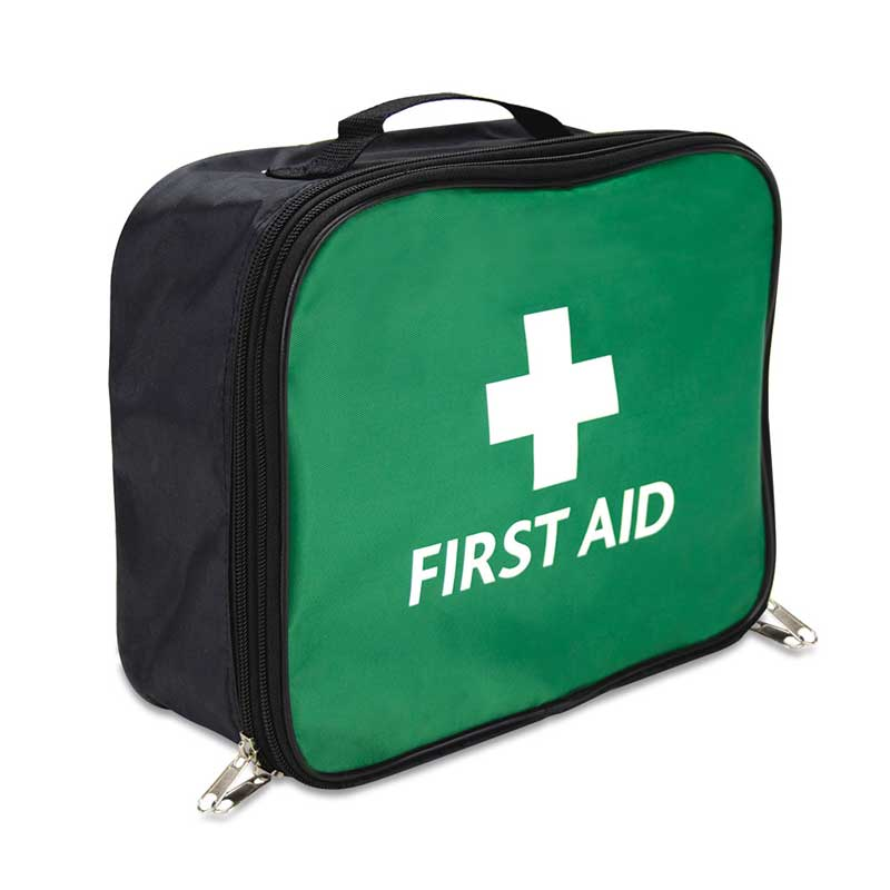 First Aid Bag (empty) with compartments