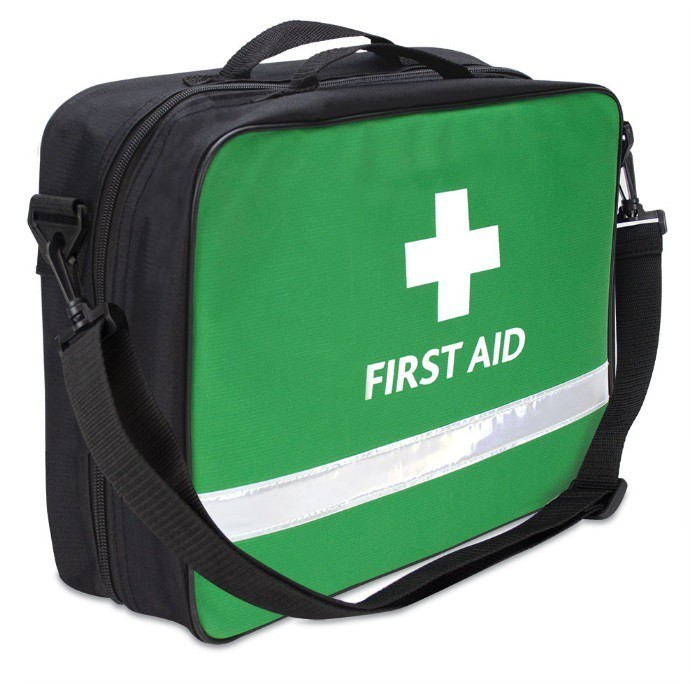 First Responder Bag - empty with removable compartments