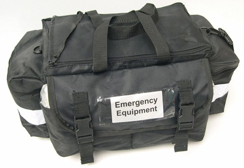 Medical Sports Bag with Internal Padded Dividers