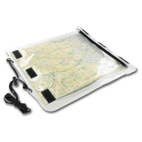 Water Resistant Map Case