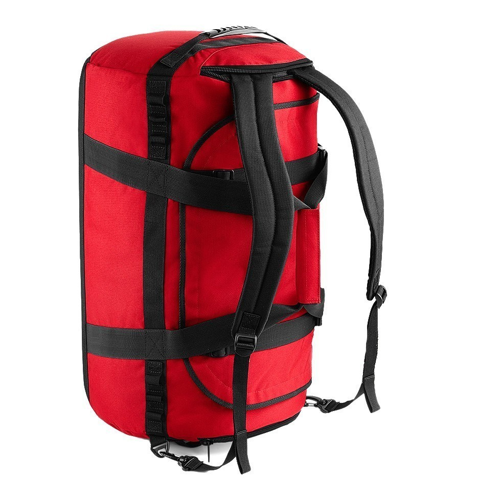 Cargo Holdall With Packaway Backpack Straps 70 litres