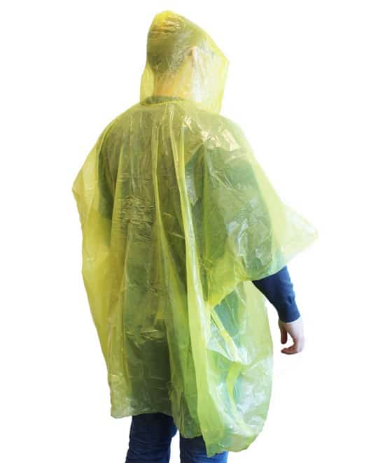 Disposable Rain Coat / Poncho