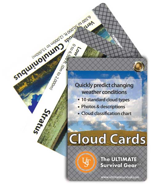 Pocket Guide Cloud Cards