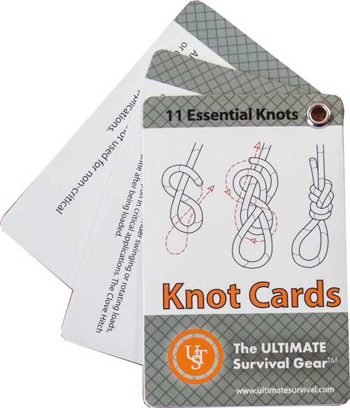 Pocket Guide Knot Cards