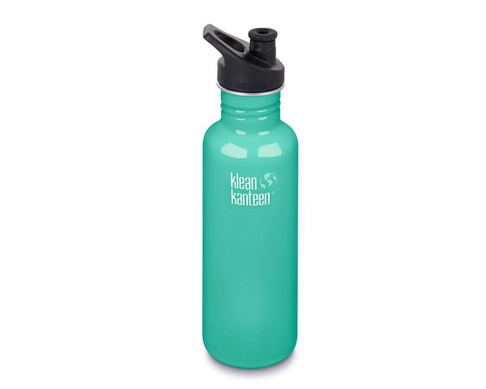 Classic Klean Kanteen Stainless Steel Water Bottle