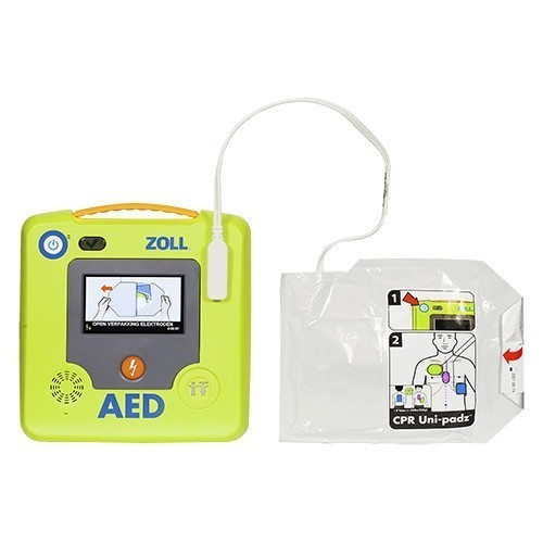 Zoll AED 3 Defibrillator Adult & Pediatric Patients