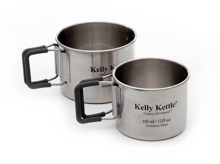 Kelly Kettle Stainless Steel Cup Set