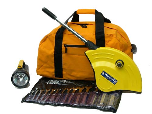 Vehicle Emergency Tool Kit - to customer specification