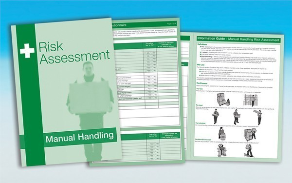 Manual Handling Risk Assessment Kit - complete pack