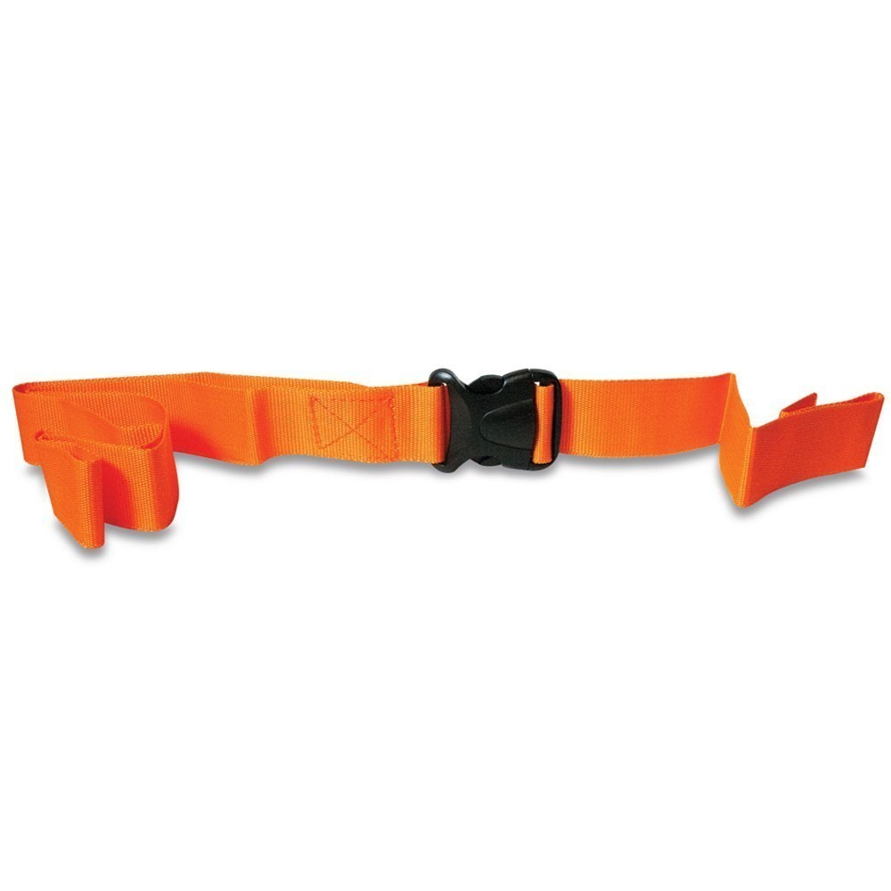 Orange Spinal Board Strap