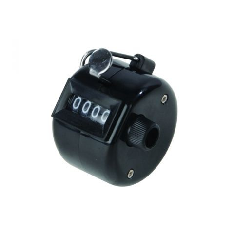 Mechanical Tally Counter Four Digit