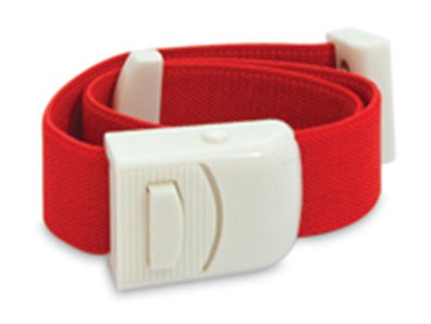 Tourniquet With Quick Release Buckle Red