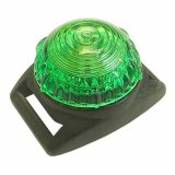 Adventure Lights Guardian Flashing LED Warning Light - Green