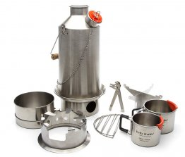 Kelly Kettle Kit Base Camp 1.6l Stainless