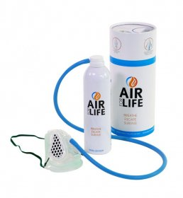 Emergency Escape Breathing Device 22l Oxygen