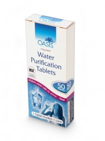 Water Purification Tablets Oasis